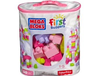 25% off Mega Bloks First Builders Big Building Bag Building Set