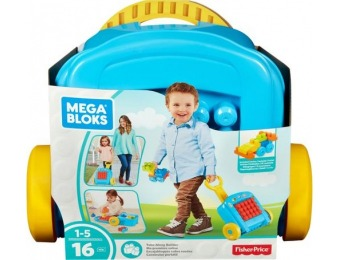 25% off Mega Bloks Building Basics Take-Along Builder Building Set