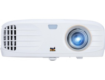 $300 off ViewSonic PX747-4K 4K HDR DLP Projector