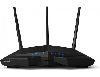 44% off Tenda AC18 AC1900 Smart Dual-Band Gigabit WiFi Router