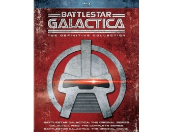 $75 off Battlestar Galactica: The Definitive Collection (Blu-ray)