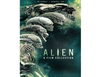 67% off Alien: 6 Film Collection (Blu-ray)