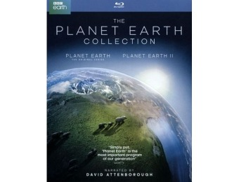 43% off Planet Earth/Planet Earth II (Blu-ray)