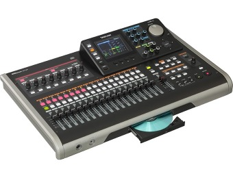 $499 off TASCAM DP-24 24-Track Digital Multitrack Recorder