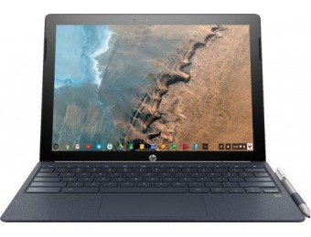 "$150 off HP 2-in-1 12.3"" Touch-Screen Chromebook"