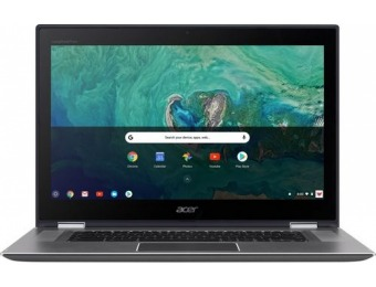 "$100 off Acer Spin 15 2-in-1 15.6"" Touch-Screen Chromebook"