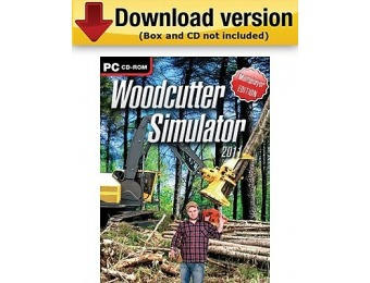 87% off Woodcutter Simulator 2011 for Windows [Download]