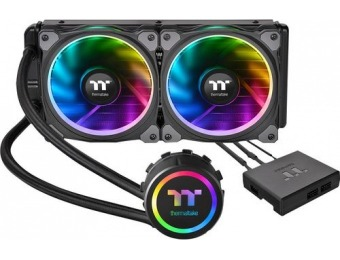 $60 off Thermaltake Floe Riing 120mm Liquid Cooling System