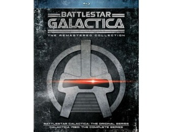 63% off Battlestar Galactica: The Remastered Collection (Blu-ray)