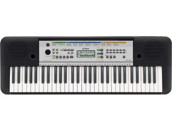 $30 off Yamaha Portable Keyboard with 61 Full-Size Keys