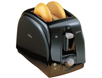 40% off Sunbeam 3910-100 Two Slice Toaster - Black