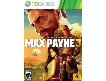 83% off Max Payne 3 (Xbox 360)