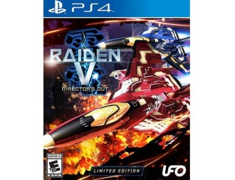 45% off Raiden V: Director's Cut Limited Edition - PlayStation 4