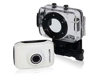 56% off Emerson HD Action Cam 5MP Digital Sports Camera