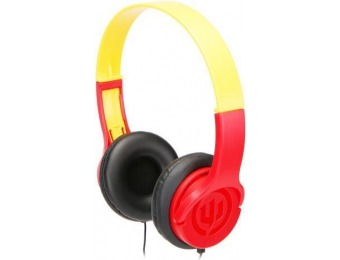 50% off Wicked Audio Rad Rascal Wired Kid Safe Headphones