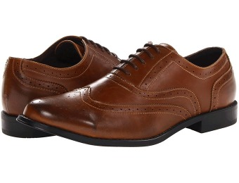 40% off Steve Madden M-Franky Men's Oxford Shoes (Tan)