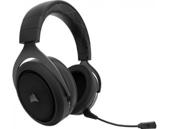 $30 off Corsair HS70 Wireless 7.1 Surround Sound Gaming Headset