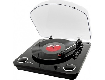 63% off Ion Max LP Record Player