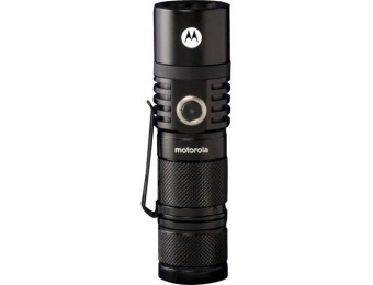 25% off Motorola ReLED 500 Lumen LED Flashlight