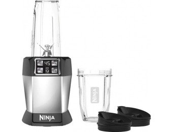 $30 off Nutri Ninja With Auto-iQ Blender - Stainless Steel