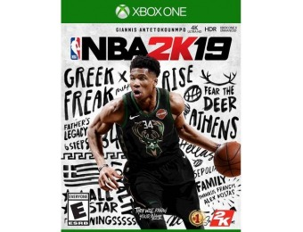 75% off NBA 2K19 - Xbox One