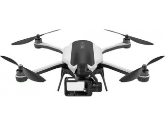 $300 off GoPro Karma Quadcopter w/ Harness for HERO5/HERO6 Black