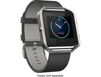 50% off Fitbit Blaze Luxe Accessory Band - Negro