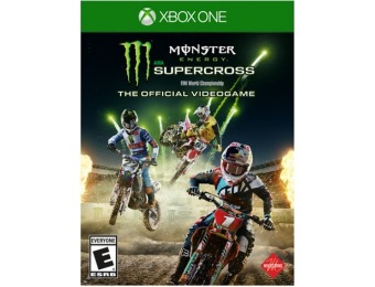 75% off Monster Energy Supercros - Xbox One