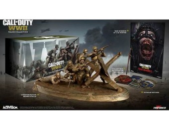 $72 off Call of Duty: WWII Valor Collection - PlayStation 4