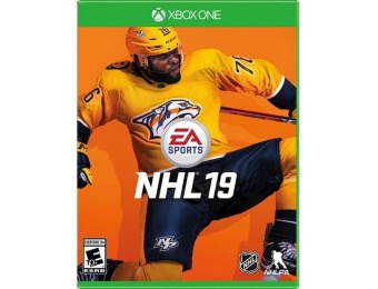 87% off NHL 19 - Xbox One
