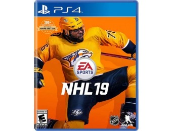 87% off NHL 19 - PlayStation 4