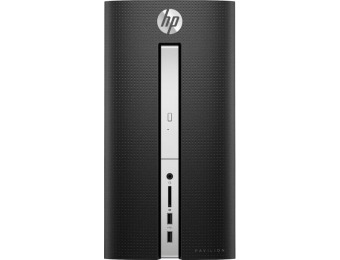 $150 off HP Pavilion Desktop - Intel Core i3, 8GB, 1TB, SSD