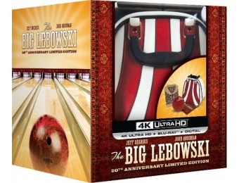 $24 off The Big Lebowski (4K Ultra HD Blu-ray/Blu-ray) Limited Edition