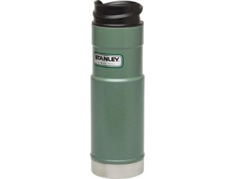 50% off Stanley Classic 20.8-Oz. Thermal Cup - Hammertone Green