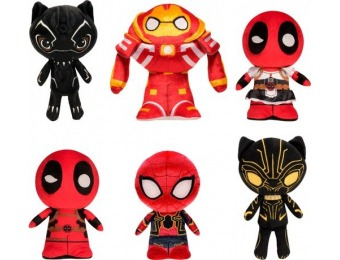 60% off Funko Marvel Character Plush