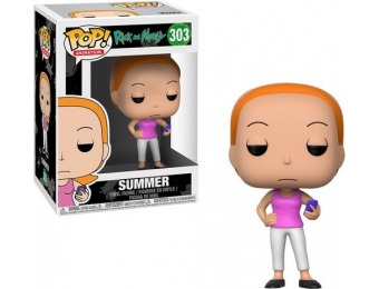 50% off Funko Pop! Animation Rick and Morty - Summer