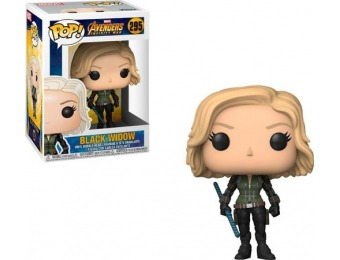 40% off Funko Pop! Marvel Avengers Infinity War Black Widow