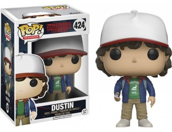 45% off Funko POP! TV Stranger Things: Dustin
