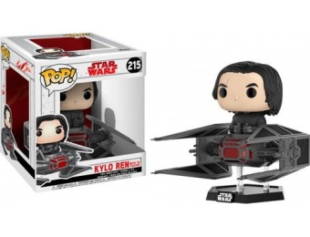 20% off Funko Pop! Star Wars Last Jedi Kylo Ren With Tie Fighter