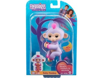 33% off WowWee Fingerlings Baby Monkey Sydney