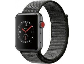 $123 off Apple Sport Watch Series 3 (GPS + Cellular) Refurbished