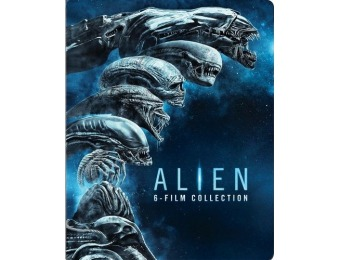$25 off Alien: 6 Film Collection [SteelBook] Blu-ray