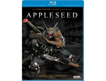 62% off Appleseed (Blu-ray/DVD)