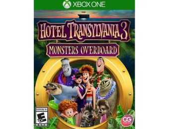 25% off Hotel Transylvania 3: Monsters Overboard - Xbox One