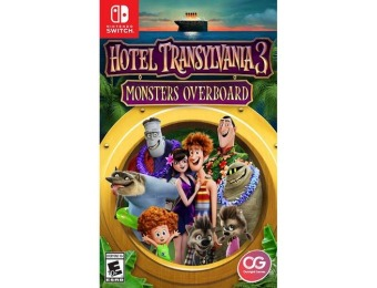 25% off Hotel Transylvania 3: Monsters Overboard - Nintendo Switch