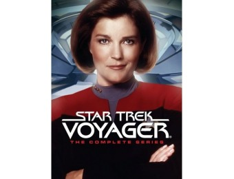 55% off Star Trek: Voyager - The Complete Series (DVD)