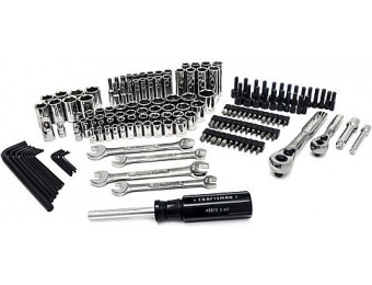 81% off Craftsman 165pc Mechanics Tool Set