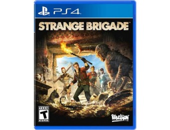 70% off Strange Brigade - PlayStation 4