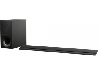 $250 off Sony 2.1-Ch Soundbar System with Wireless Subwoofer