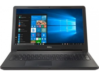 "$200 off Dell Inspiron 15.6"" Touch-Screen Laptop - Core i5/8GB/SSD"
